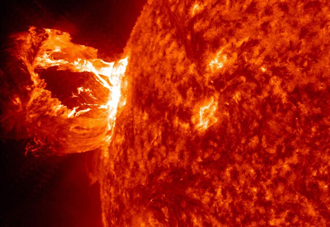 Tormentas solares, qué son y cómo nos afectan