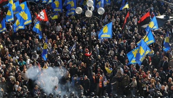 El ultranacionalismo ha dejado de ser marginal en la política ucraniana