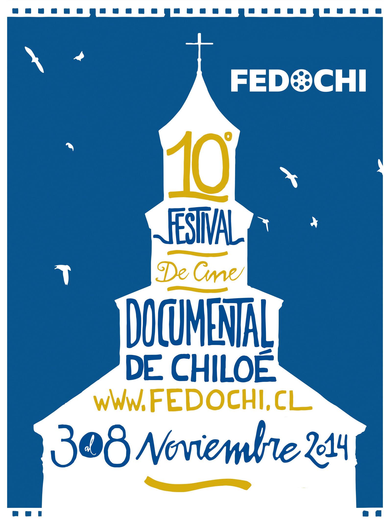 Comienza la 10ª Versión del Festival de Cine Documental de Chiloé (FEDOCHI)