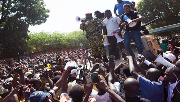 ONU preocupada por situación en Burkina Faso