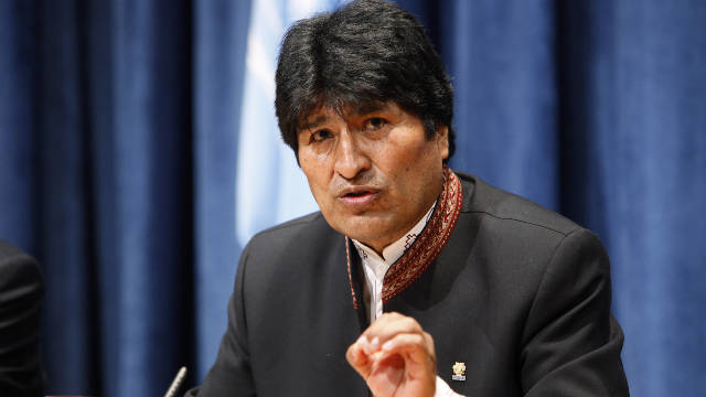 Bolivia eleva a 7,9 por ciento el presupuesto educativo
