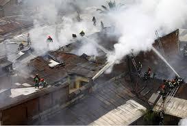 Incendio en barrio Yungay: el costo de vivir en el centro