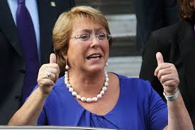 Bachelet anunció que embarazo dejará de ser preexistencia