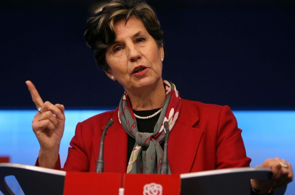 Isabel Allende podría convertirse en la primera mujer a la cabeza del PS