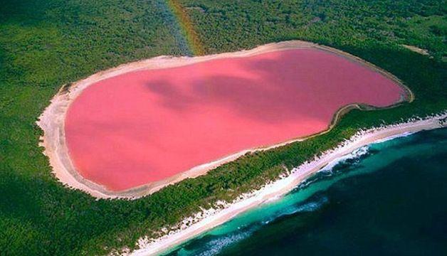 Conoce los 9 lagos más extraños del mundo
