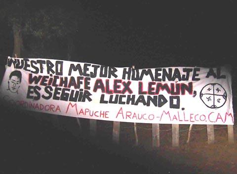 Asesinato de Alex Lemun: 12 años de impunidad