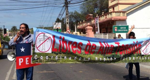 Municipios afectados por trazado de alta tensión ratifican su decisión de recurrir a los tribunales