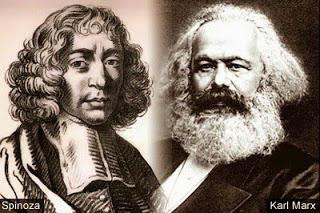 Marx y el 'aenigma' Spinoza