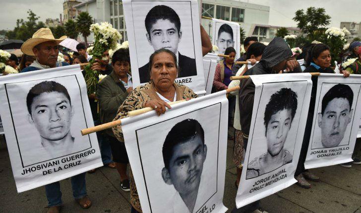 Familiares de normalistas desaparecidos harán búsqueda independiente