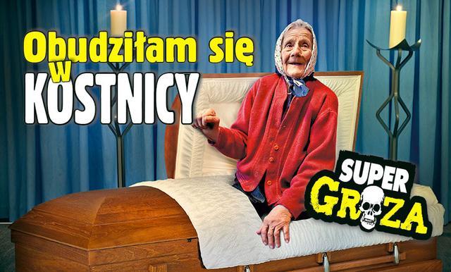 Anciana polaca despierta en la morgue