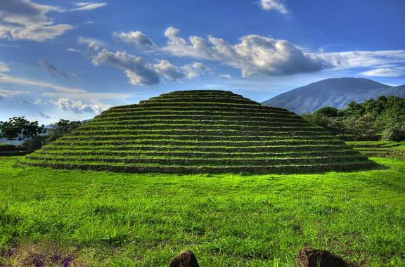 Descubren una pirámide circular en la selva boliviana
