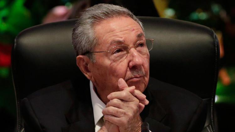 Raúl Castro: «Para mejorar los lazos con EEUU no renunciaremos a nuestras ideas»