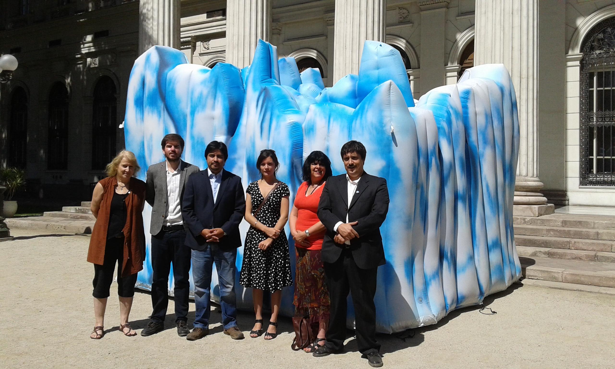 Bancada Glaciar urge a Bachelet ante demora en proyecto de Ley de Protección de Glaciares