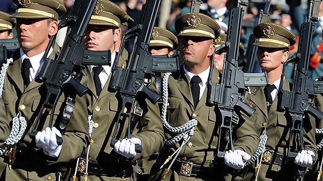 España dobla gasto militar ocultándolo en presupuestos