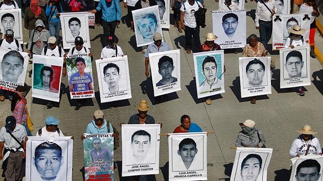 La ONU responsabiliza al Estado mexicano de la desaparición de los 43 estudiantes