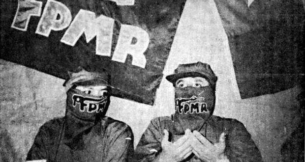 Aniversario del FPMR: A la dictadura no se la derrotó solo con un lápiz