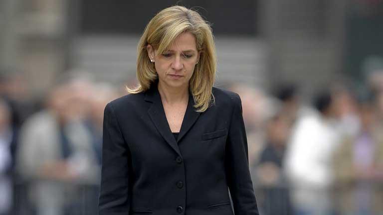 La hermana del Rey de España será juzgada por fraude fiscal