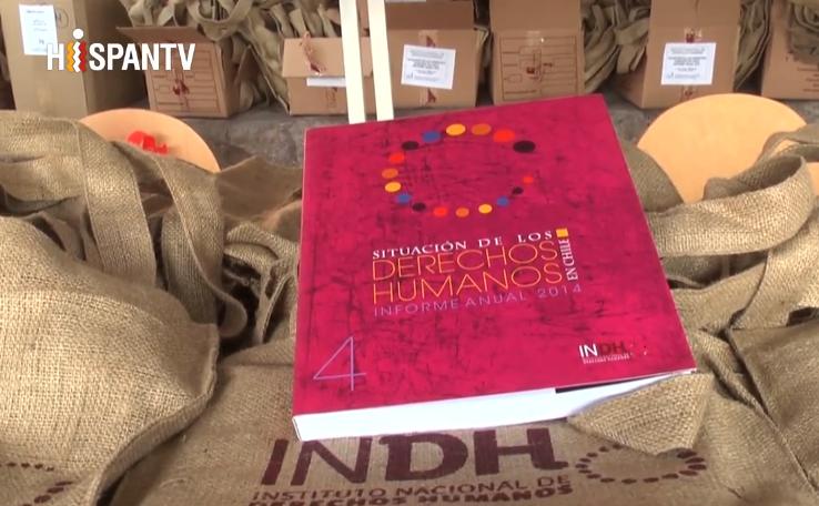 Entregan informe de DDHH con serios cuestionamientos al Estado chileno + Video