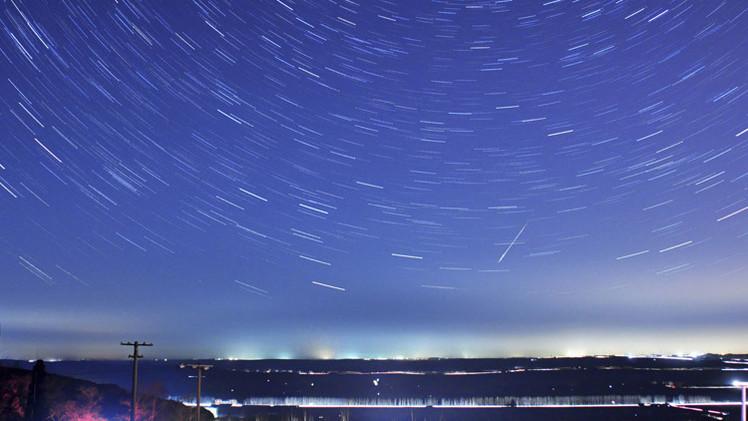 No se pierdan la última lluvia de meteoros de este año, las Gemínidas
