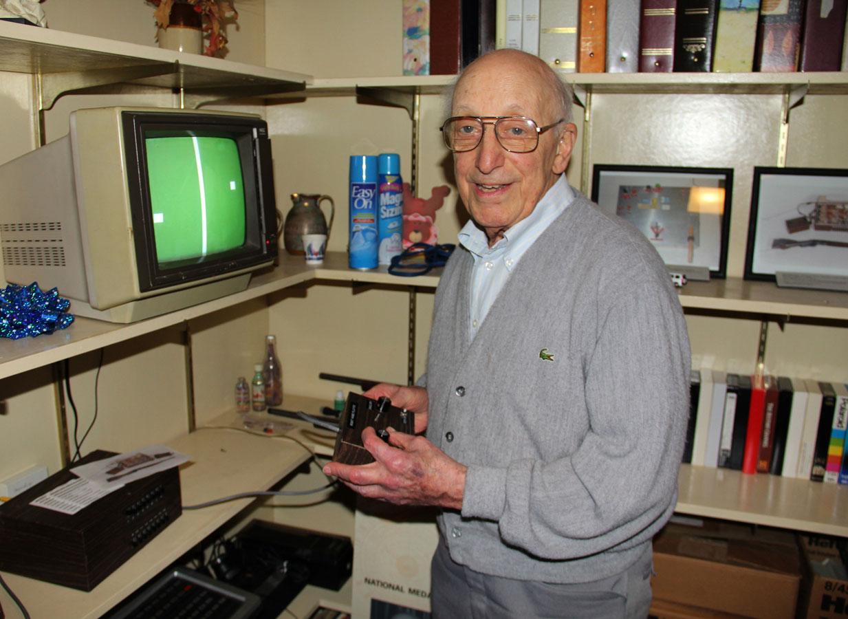 Muere Ralph Baer, 'el padre de los videojuegos'
