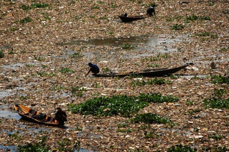 Mira como lucen los 5 ríos más contaminados de Asia ¡Terrible!
