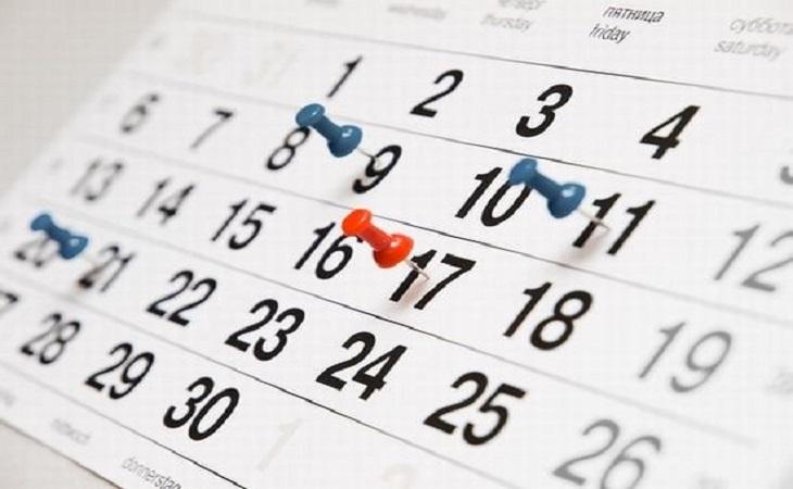 2016: Estos son todos los feriados que traerá el nuevo año