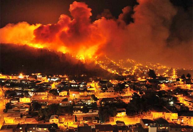 Municipalidad de Valparaíso sería responsable del incendio ocurrido en abril