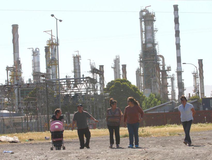 Se quiebra mesa de negociación entre ENAP y vecinos de Hualpén afectados por refinería