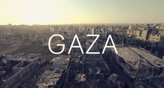 'Nacido en Gaza': cuando Israel es un Dios implacable que castiga y no se ve