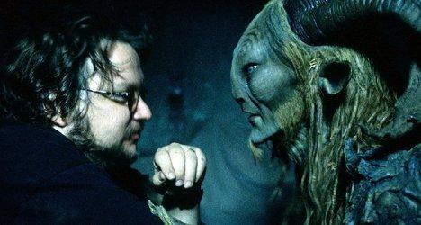Los monstruos de Guillermo del Toro