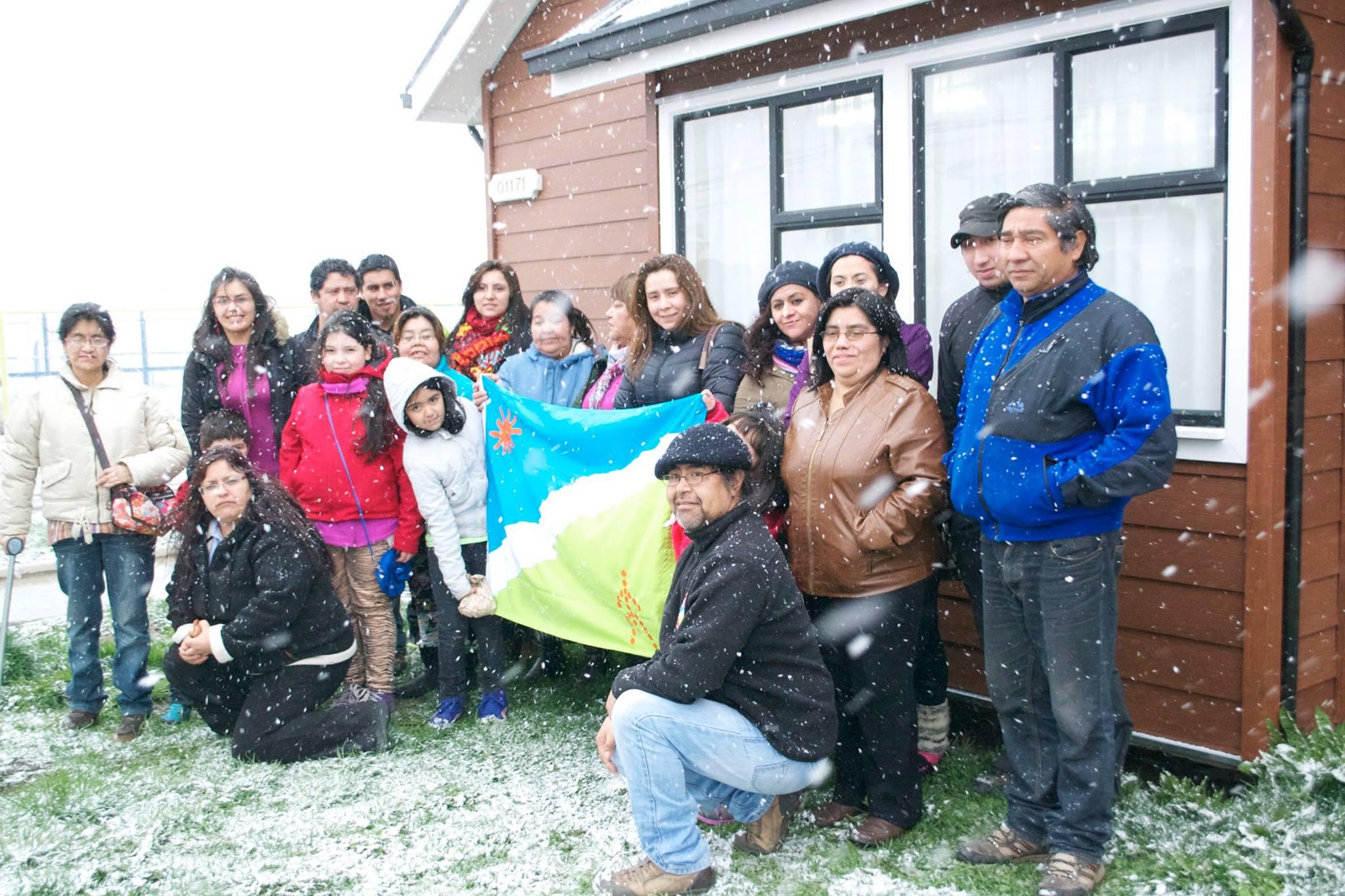 Indígenas australes rechazan consulta de Bachelet