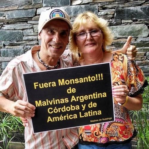 """Si podemos detener a Monsanto, podemos cambiar el mundo"""