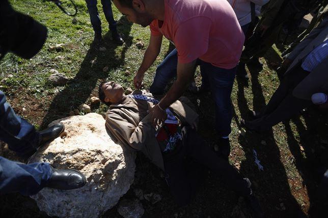 Soldados israelíes mataron a un ministro palestino en la Cisjordania ocupada