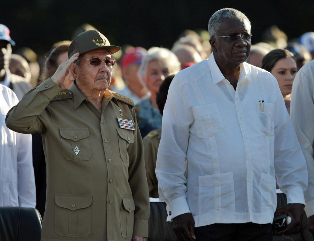 """Raúl Castro: """"Compartimos una historia común de colonialismo, esclavitud y lucha por la libertad"""""""