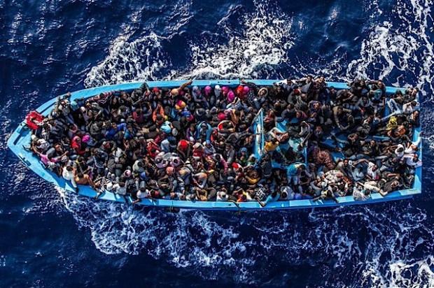 La tragedia de los refugiados del mar: escapando por una ruta clandestina