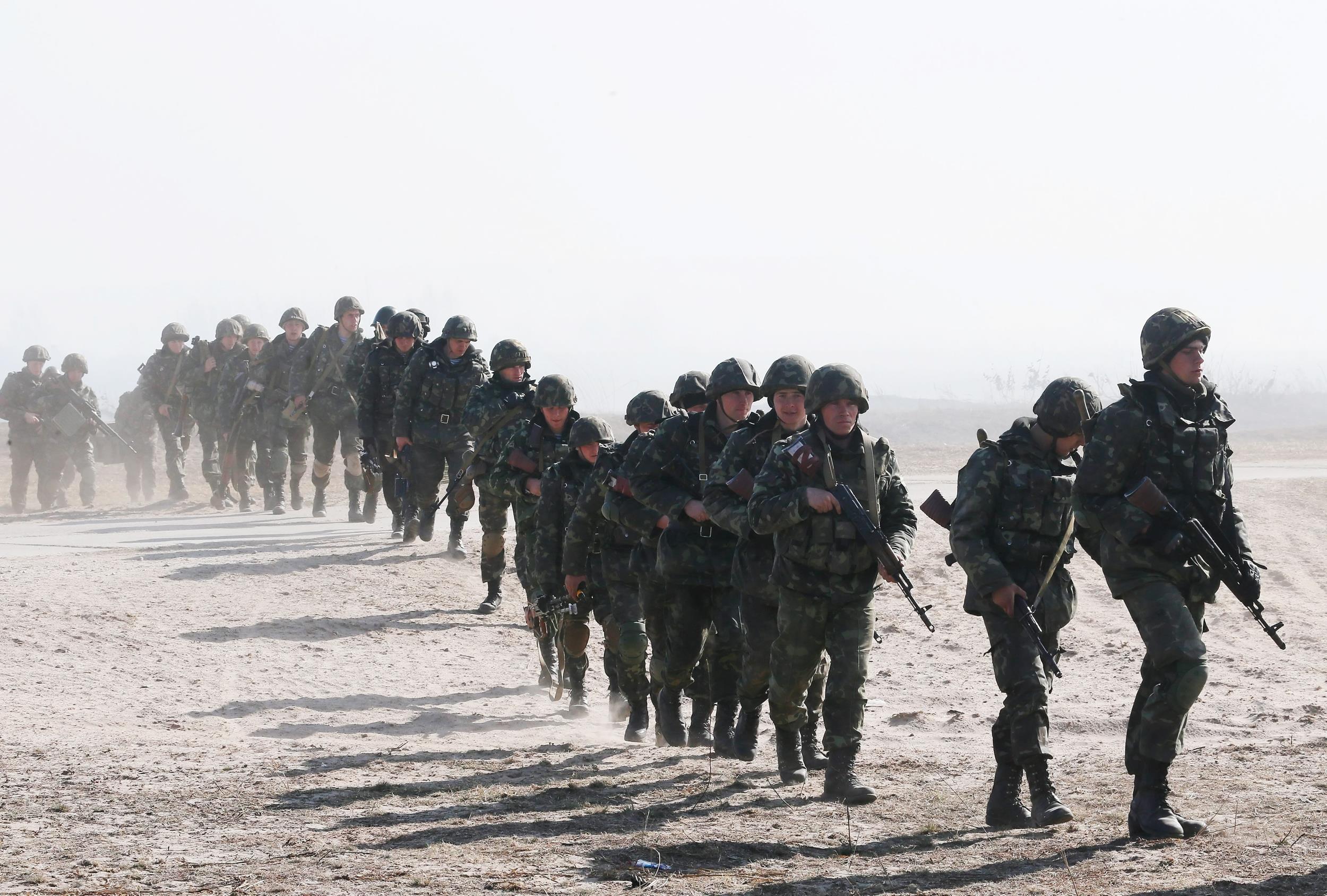 Se cancelan las negociaciones de paz entre Ucrania y separatistas