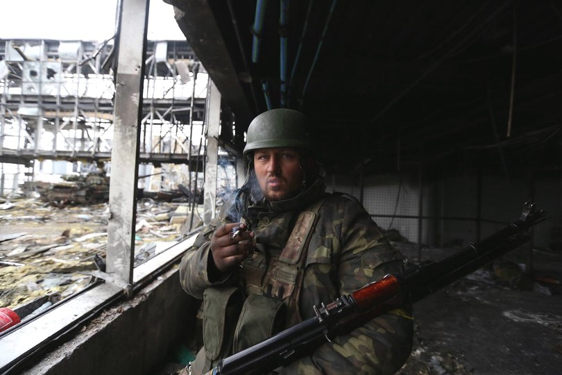 Ucrania y Rusia de acuerdo: las dos partes retirarán sus armas pesadas