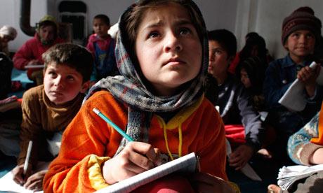Educación en Afganistán: una fuente de conflicto y posibilidad para la paz