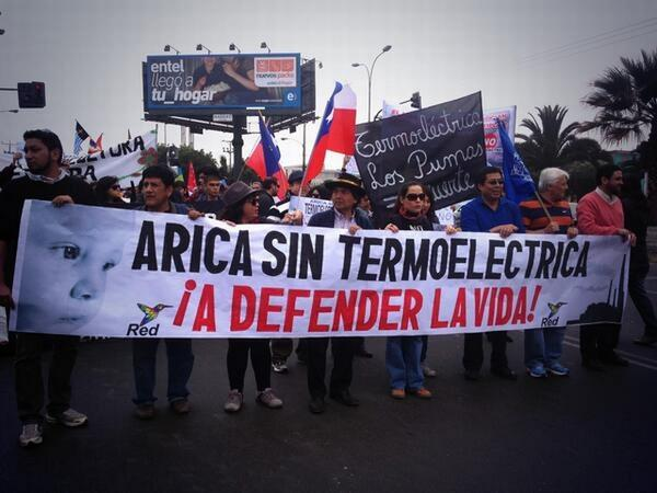 Caducó la RCA otorgada al proyecto termoeléctrico en Cerro Chuño