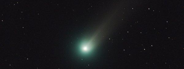 El cometa Lovejoy será visible las próximas noches, ¡ahora o nunca!