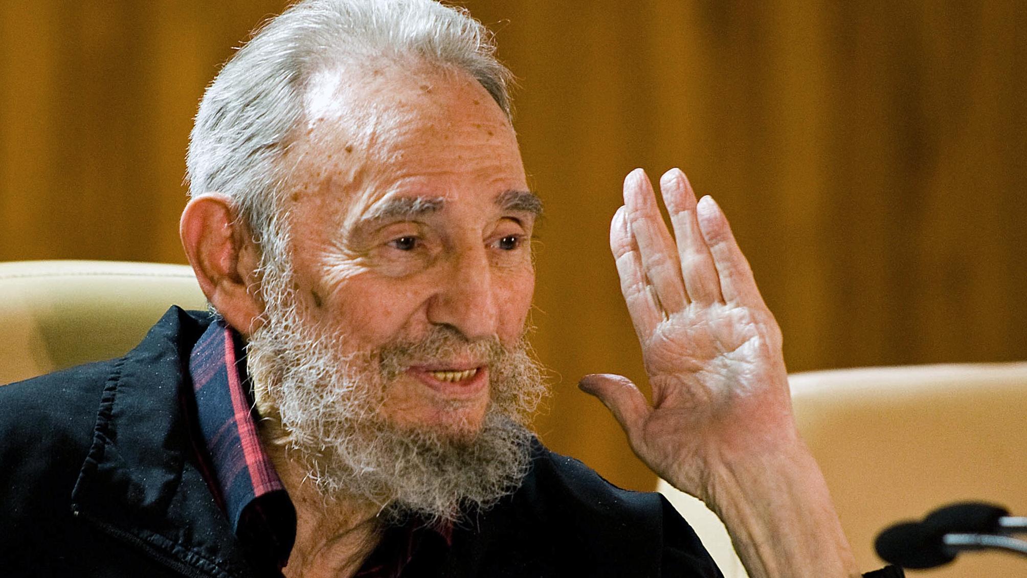 """Fidel Castro rompe el silencio: """"No confío en Estados Unidos"""""""