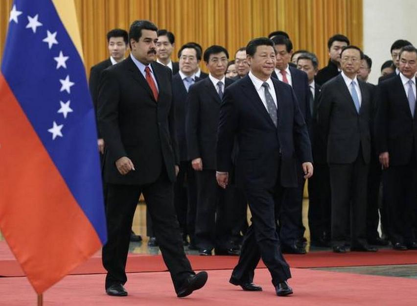 Venezuela y China, más amigos que nunca