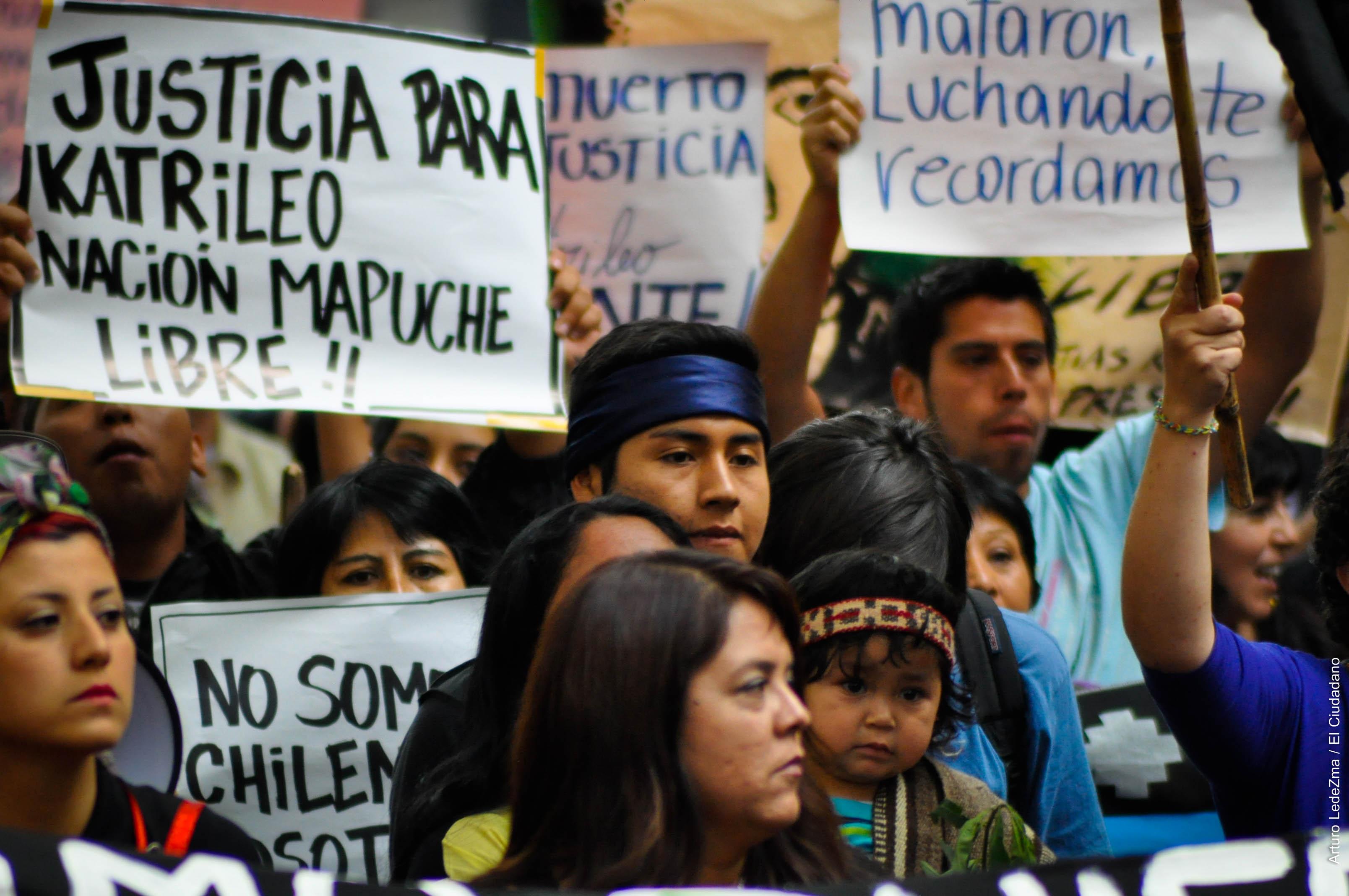 Corte confirma indemnización del fisco a familia de Catrileo en concepto de daño moral