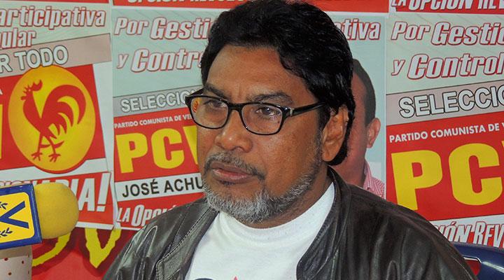Partido Comunista de Venezuela exige romper con monopolios privados de distribución de alimentos