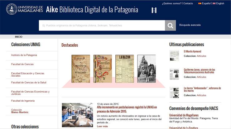 Identidad del Fin del Mundo: Nace biblioteca digital de la Patagonia, Tierra del Fuego y la Antártica