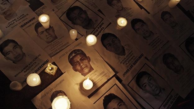 Los 43 de Ayotzinapa podrían haber sido incinerados en crematorios del Ejército mexicano