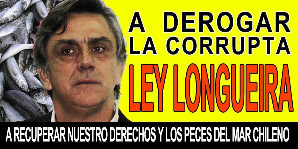 Para cambiar Ley Longueira y devolver peces a chilenos hay que cambiar la Constitución e indemnizar a industriales