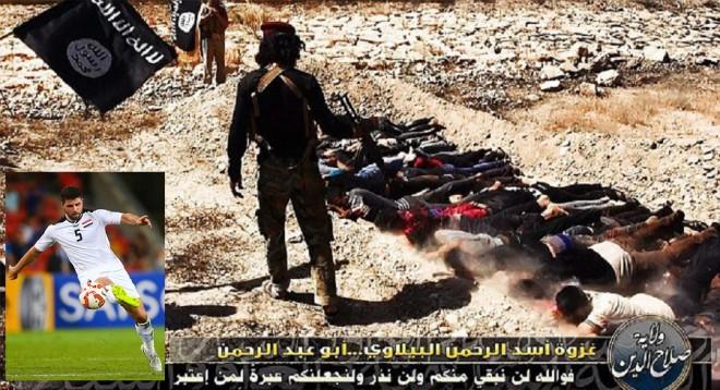 """Los """"tribunales"""" inhumanos de Daesh: Estado Islámico asesinó a 13 jóvenes por haber visto un partido de fútbol"""