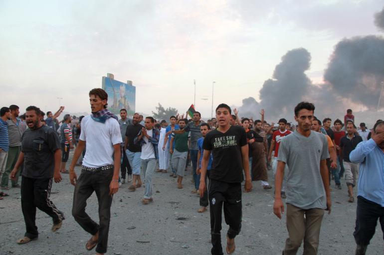Amnistía Internacional hace llamado contra la impunidad en el conflicto bélico en Libia