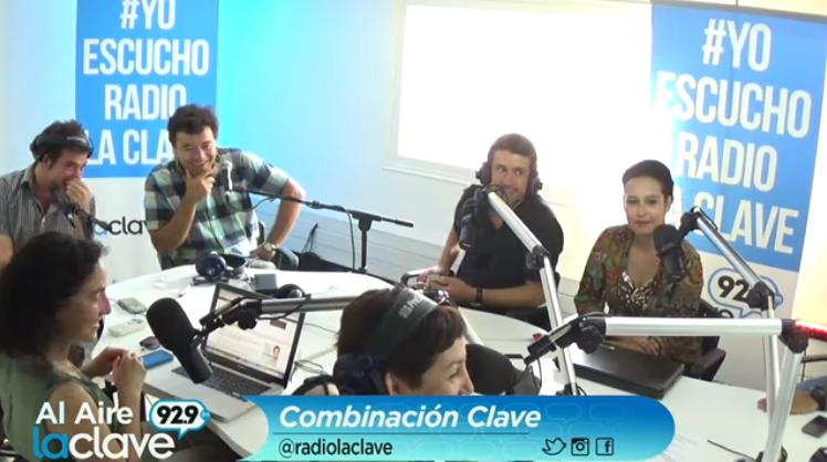 [EN VIVO] Angela Barraza, Periodista de El Ciudadano en #CombinacionClave por Radio La Clave (92.9)